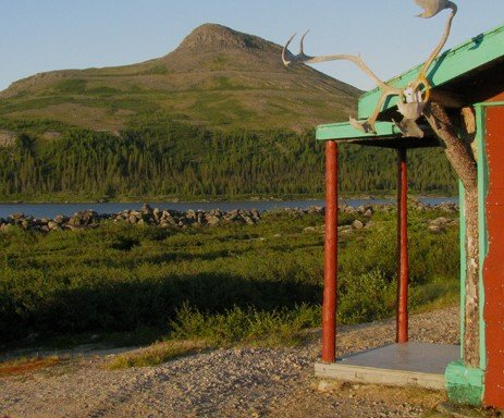MONTS-PYRAMIDES NATIONAL PARK PROJECT, NUNAVIK