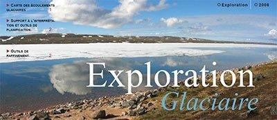Exploration glaciaire